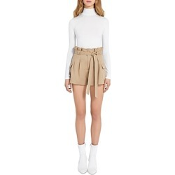 Alice and Olivia Laurine Paper Bag Cargo Shorts (64% off) Comparable value $250 found on Bargain Bro Philippines from Bloomingdale's Australia for $95.96