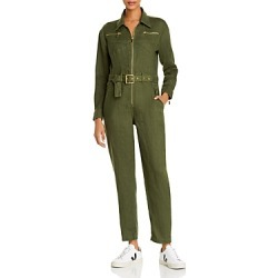 WeWoreWhat Belted Utility Jumpsuit - 100% Exclusive found on Bargain Bro Philippines from bloomingdales.com for $99.00