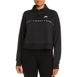 Nike Plus Logo Air Half-Zip Pullover found on Bargain Bro India from bloomingdales.com for $70.00