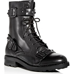 Ash Women's Witch Studded Leather Moto Boots found on MODAPINS from Bloomingdales UK for USD $367.90