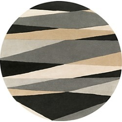 Surya Forum Fm-7205 Round Area Rug, 6' Round found on Bargain Bro India from Bloomingdales Canada for $559.14