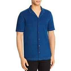 John Varvatos Star Usa Jackson Slim Fit Camp Shirt found on Bargain Bro Philippines from bloomingdales.com for $62.16