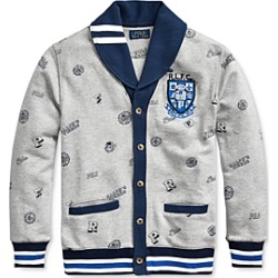 Polo Ralph Lauren Boys' Ralph's Tiger Cardigan - Big Kid found on Bargain Bro India from bloomingdales.com for $39.90