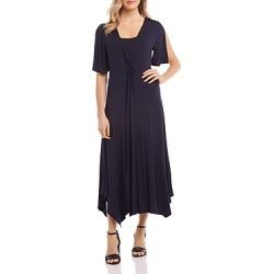 Karen Kane Twist-Front Maxi Dress found on Bargain Bro India from Bloomingdale's Australia for $126.43