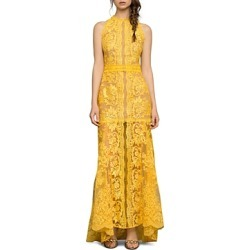 Bronx And Banco Athena Lace Gown