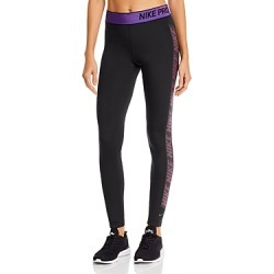 Nike Pro Warm Logo Leggings found on Bargain Bro India from bloomingdales.com for $55.00