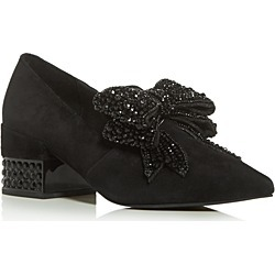 Jeffrey Campbell Women's Valensia Embellished Block-Heel Pumps found on MODAPINS from Bloomingdale's Australia for USD $215.95