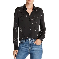 Equipment Essential Matchstick-Print Shirt found on Bargain Bro India from Bloomingdale's Australia for $207.62