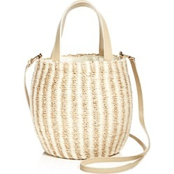 Kayu Tayla Mini Straw Bucket Bag found on MODAPINS from Bloomingdales UK for USD $152.29