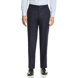 Canali Melange Flannel Classic Fit Dress Pants found on MODAPINS from Bloomingdales Canada for USD $416.67