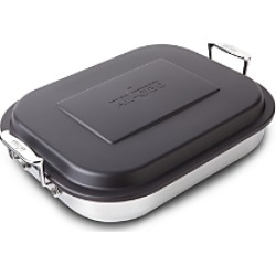 All Clad Stainless Steel Covered Lasagna Pan found on Bargain Bro India from Bloomingdale's Australia for $106.26