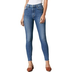 Grlfrnd Kendall Skinny Jeans in Love All Around found on MODAPINS from Bloomingdales UK for USD $121.72
