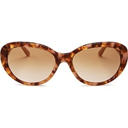 Tory Burch Women's Square Sunglasses, 56mm found on Bargain Bro UK from Bloomingdales UK