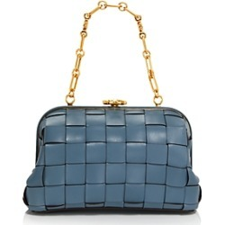 Tory Burch Cleo Small Woven Leather Bag found on Bargain Bro UK from Bloomingdales UK