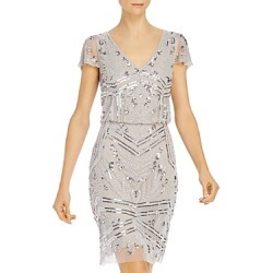 Adrianna Papell Beaded Blouson Dress found on Bargain Bro India from Bloomingdales Canada for $261.07