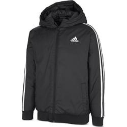 Adidas Boys' Classic Hooded Bomber Jacket - Big Kid found on Bargain Bro UK from Bloomingdales UK