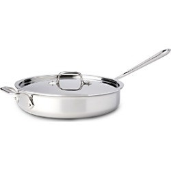 All Clad Stainless Steel 3 Quart Saute Pan with Lid found on Bargain Bro India from Bloomingdale's Australia for $260.37