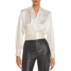 Nicholas Silk Shailette Top found on MODAPINS from bloomingdales.com for USD $121.84