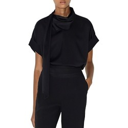 Jason Wu Tie Neck Top found on MODAPINS from bloomingdales.com for USD $118.50