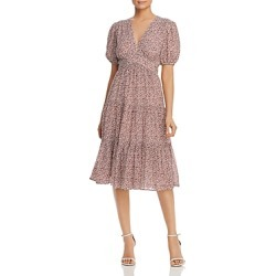Tory Burch Short-Sleeve Floral-Print Dress found on Bargain Bro Philippines from Bloomingdales Canada for $284.45