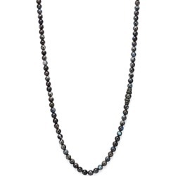 Armenta Old World Midnight Labradorite Bead Necklace with Carved Tahitian Pearl and Black Sapphire, 39 found on Bargain Bro India from Bloomingdales Canada for $940.36