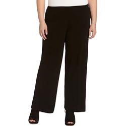 Karen Kane Plus Matte Jersey Wide-Leg Pants found on Bargain Bro India from Bloomingdale's Australia for $104.03