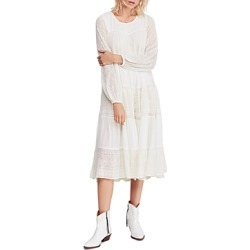 Free People Gemma Eyelet Midi Dress found on Bargain Bro Philippines from Bloomingdale's Australia for $132.30
