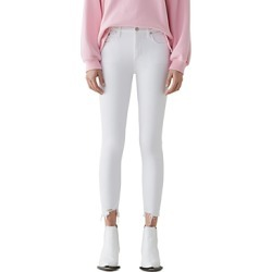 Agolde Sophie High Rise Crop Skinny Jeans in Sanction found on MODAPINS from bloomingdales.com for USD $158.00