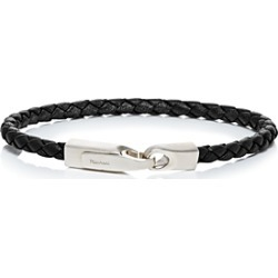 Miansai Crew Braided Leather Bracelet found on MODAPINS from bloomingdales.com for USD $145.00