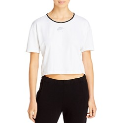 Nike Cropped T-Shirt found on Bargain Bro India from bloomingdales.com for $18.00