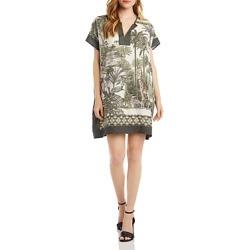 Karen Kane Safari Print Tunic found on Bargain Bro Philippines from bloomingdales.com for $110.60