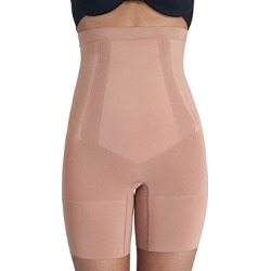 Spanx OnCore High-Waisted Mid-Thigh Shorts found on Bargain Bro Philippines from bloomingdales.com for $72.00