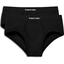 Tom Ford Cotton Blend Briefs, Set of 2