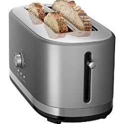 KitchenAid 4-Slice Long Slot Toaster #KMT4116