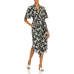 Adam Lippes Cotton & Silk Printed A-Line Dress found on MODAPINS from Bloomingdales UK for USD $751.07