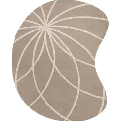 Surya Forum Kidney Area Rug, 8' x 10' found on Bargain Bro India from Bloomingdales Canada for $1679.49