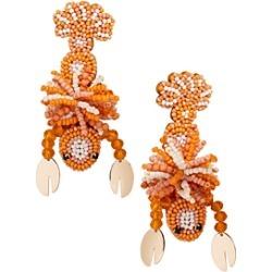Baublebar Amazon Beaded Lobster Drop Earrings