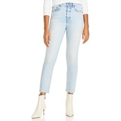 Grlfrnd Karolina High Rise Skinny Jeans in Comes Back Around found on MODAPINS from bloomingdales.com for USD $248.00