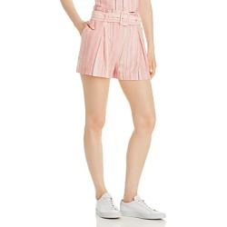 Parker Carlo High-Waisted Shorts found on MODAPINS from Bloomingdales UK for USD $188.32
