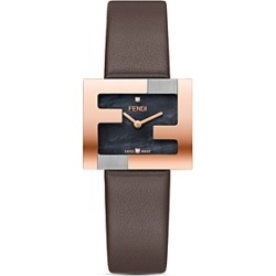 Fendi Fendimania Watch, 24mm x 20mm found on Bargain Bro Philippines from Bloomingdale's Australia for $1323.06