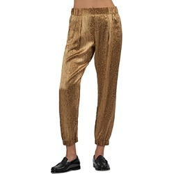 Atm Anthony Thomas Melillo Silk Charmeuse Joggers found on Bargain Bro Philippines from bloomingdales.com for $221.25
