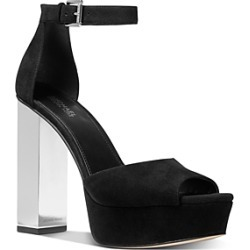 Michael Michael Kors Women's Petra Platform Sandals found on Bargain Bro India from bloomingdales.com for $89.25