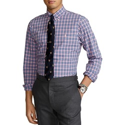 Polo Ralph Lauren Check Print Classic Button Down Shirt found on Bargain Bro India from bloomingdales.com for $44.33