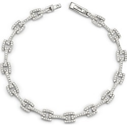 Diamond Link Bracelet in 14K White Gold, 1.50 ct. t.w. - 100% Exclusive found on Bargain Bro UK from Bloomingdales UK