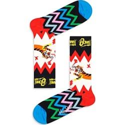 Happy Socks x Bowie Electric Tiger Socks