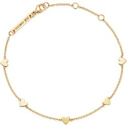 Zoe Chicco 14K Gold Itty Bitty Heart Bracelet found on Bargain Bro India from bloomingdales.com for $325.00