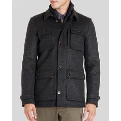 Ted Baker Twinjak Wool Coat