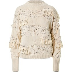 Nicholas Faina Fringe Sweater found on MODAPINS from Bloomingdales UK for USD $164.98