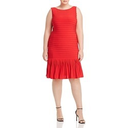 Adrianna Papell Pintucked Dress found on Bargain Bro India from Bloomingdales Canada for $112.61