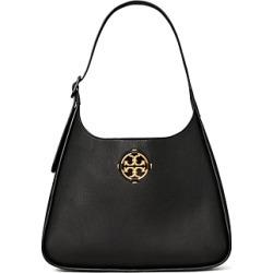 Tory Burch Miller Leather Hobo Bag found on Bargain Bro UK from Bloomingdales UK